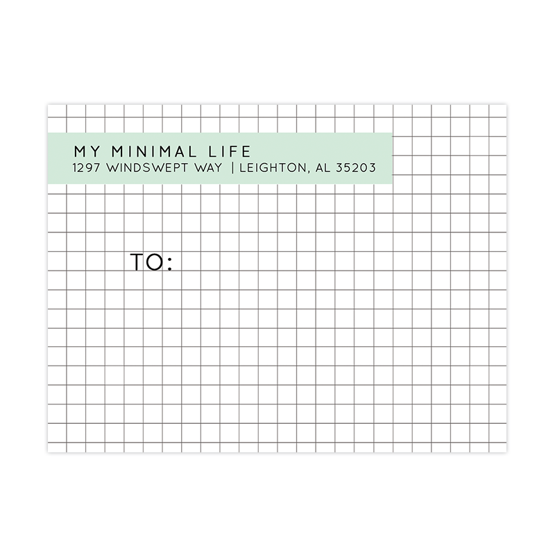 CLEAN MAMA MAILING LABEL
