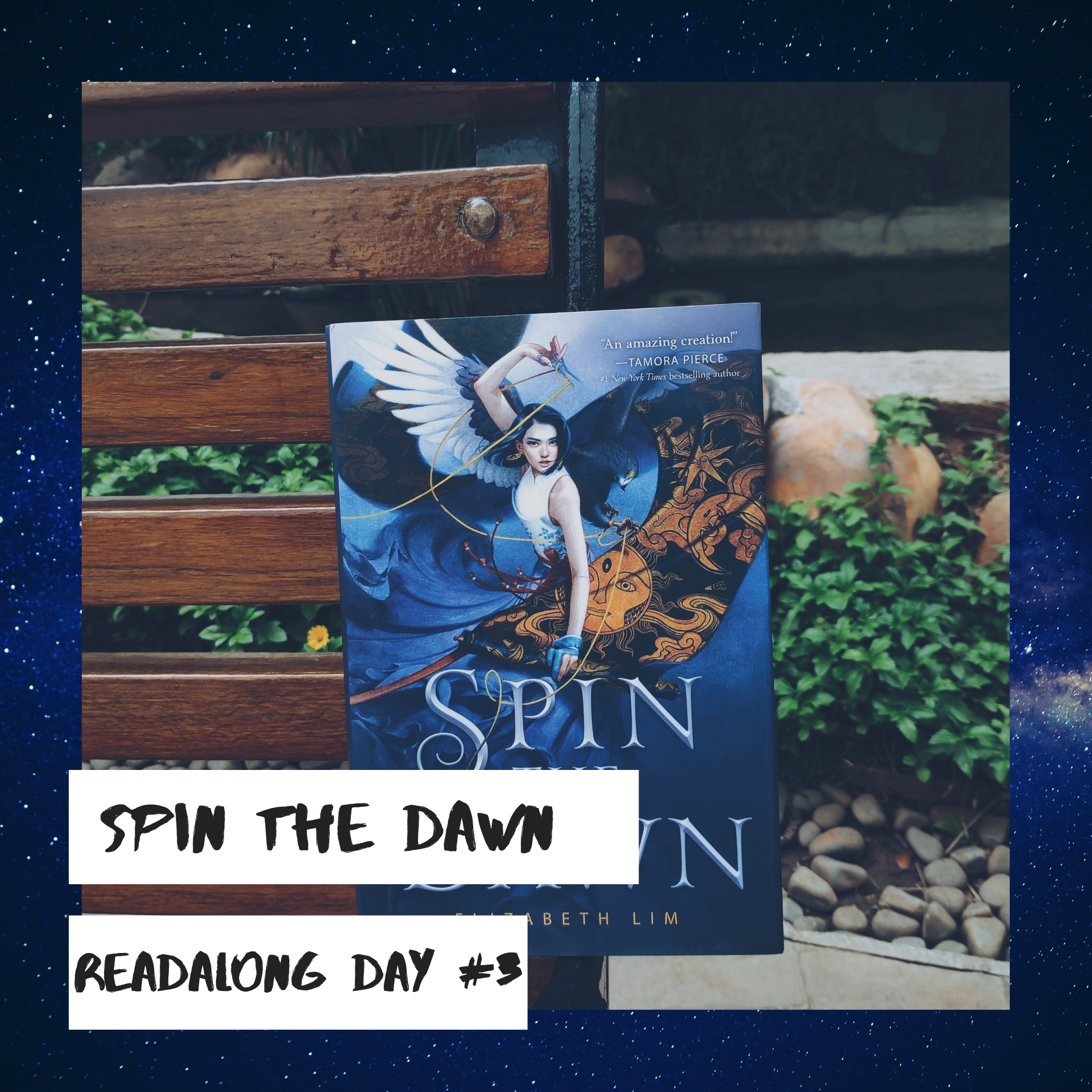 Spin the Dawn Readalong - Day #3