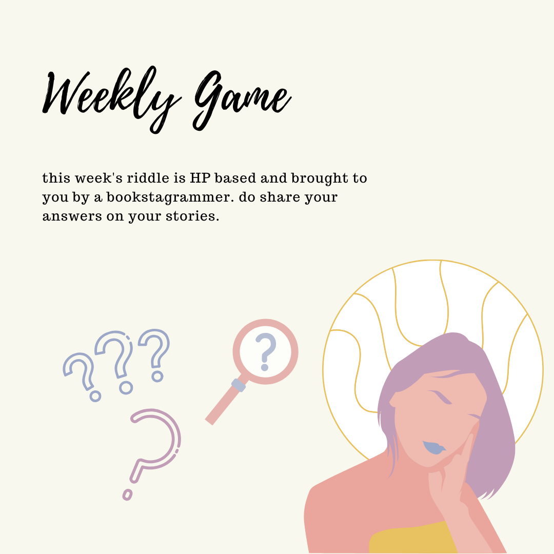 Weekly Game - Care of Magical Creatures