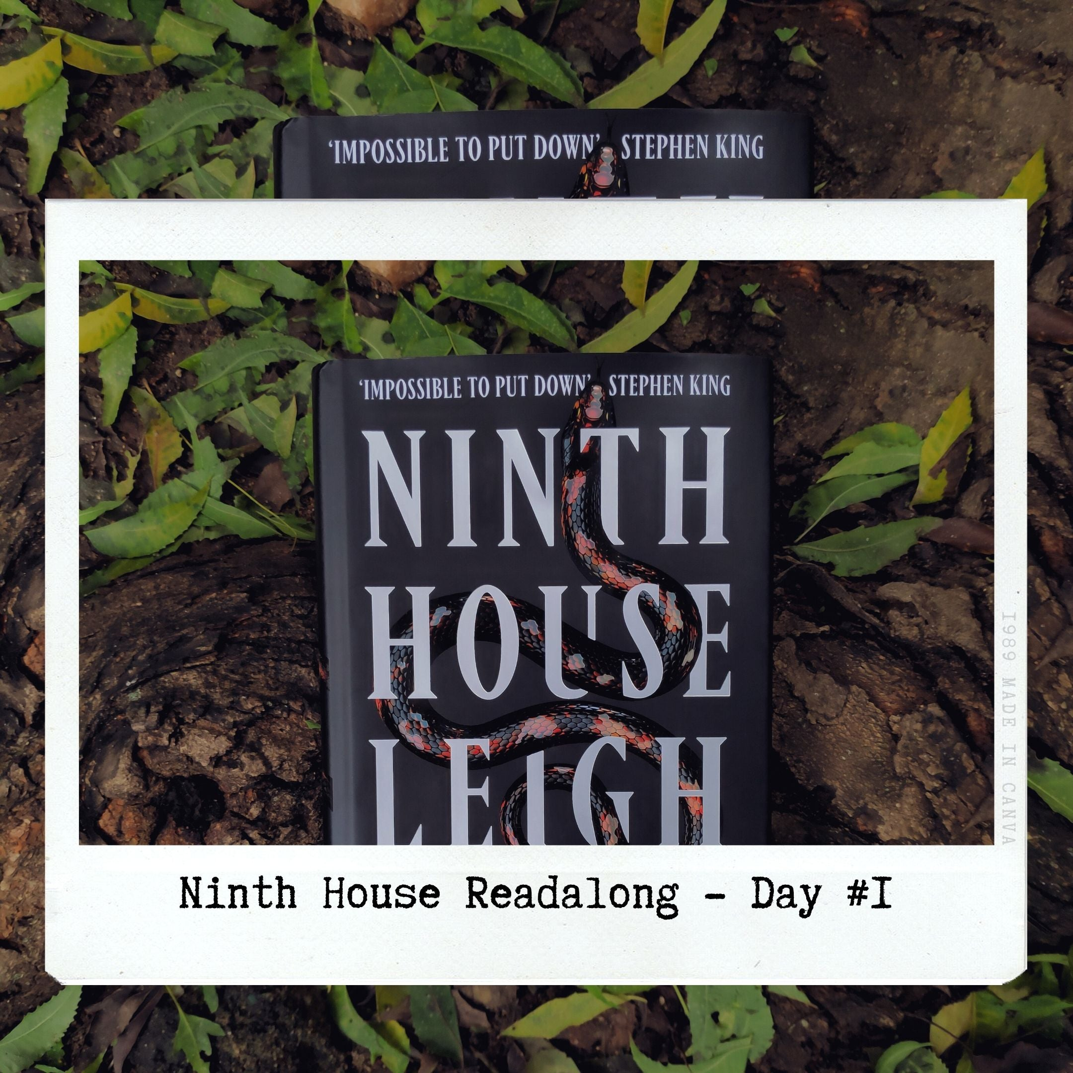 Ninth House Readalong - Day #1