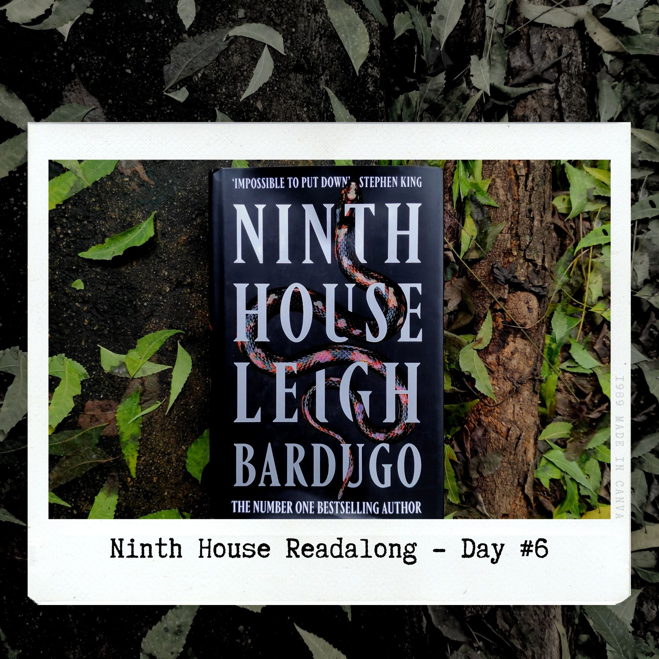 Ninth House Readalong - Day #6