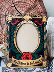 Dorian Gray - Photo Frame