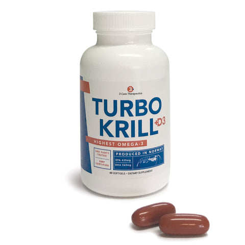 OUT OF STOCK ***Turbo Krill (Orders will not be fulfilled until May)