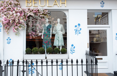 Inside Beulah London's Beautiful Store And Shop La Basketry