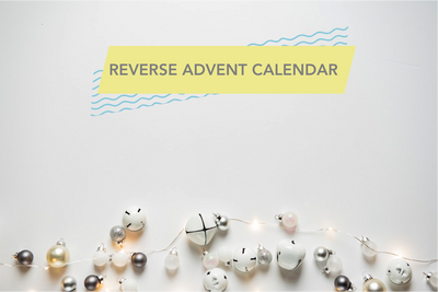 The Gift of Giving - La Basketry Reverse Advent Calendar 2018