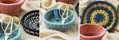 learn to weave a twine basket kit in this workshop by la basketry