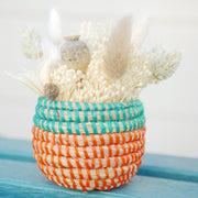MINI BASKET KIT WITH MINI NEUTRAL BAKED BLOSSOM