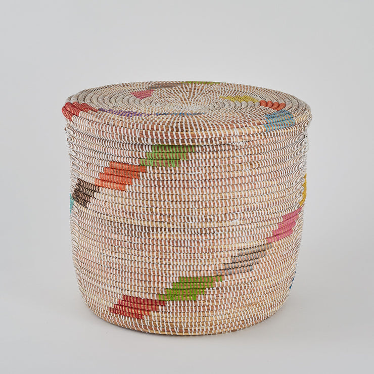 african storage baskets -La Basketry