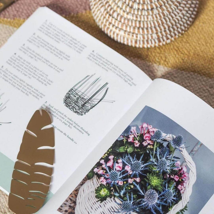 baskets the book for crafters and diy basket makers by tabara n'diaye flower basket tutorial page