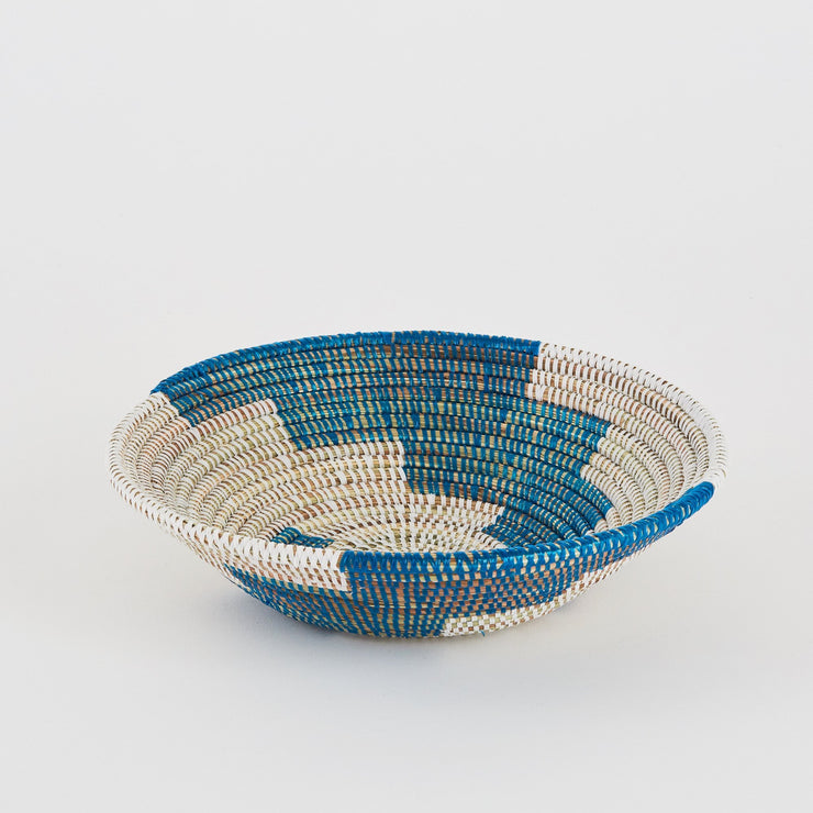 Anna-african woven bowls-La Basketry
