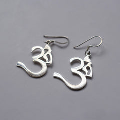 Always Be Om Earrings