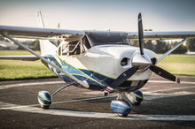 Cessna T206 for 10hours rent with 5% discount