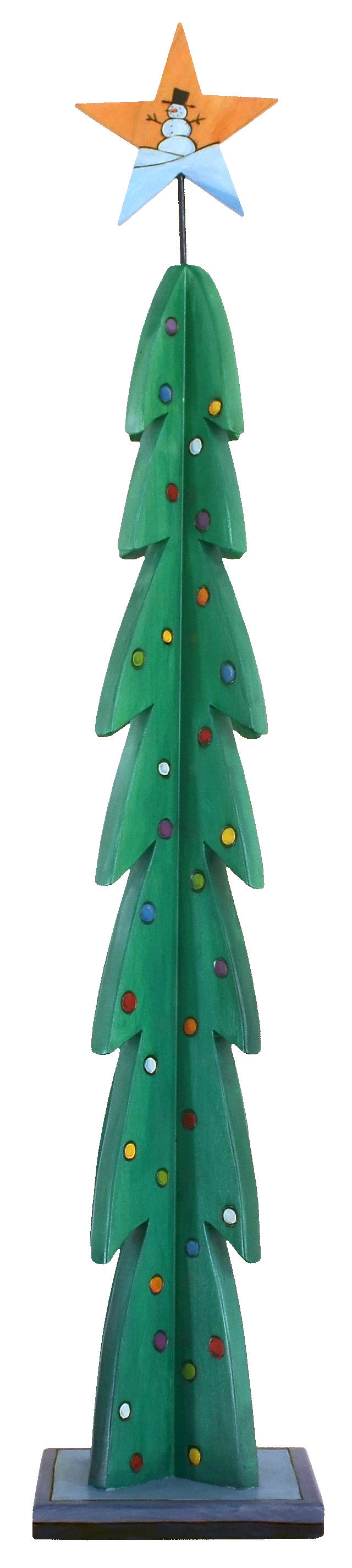 Large Christmas Tree Sculpture