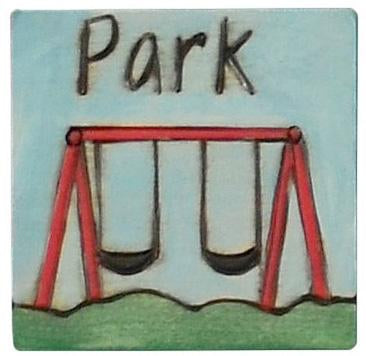 Large Perpetual Calendar Magnet –  Set aside some time on your busy calendar to enjoy some fun at the park
