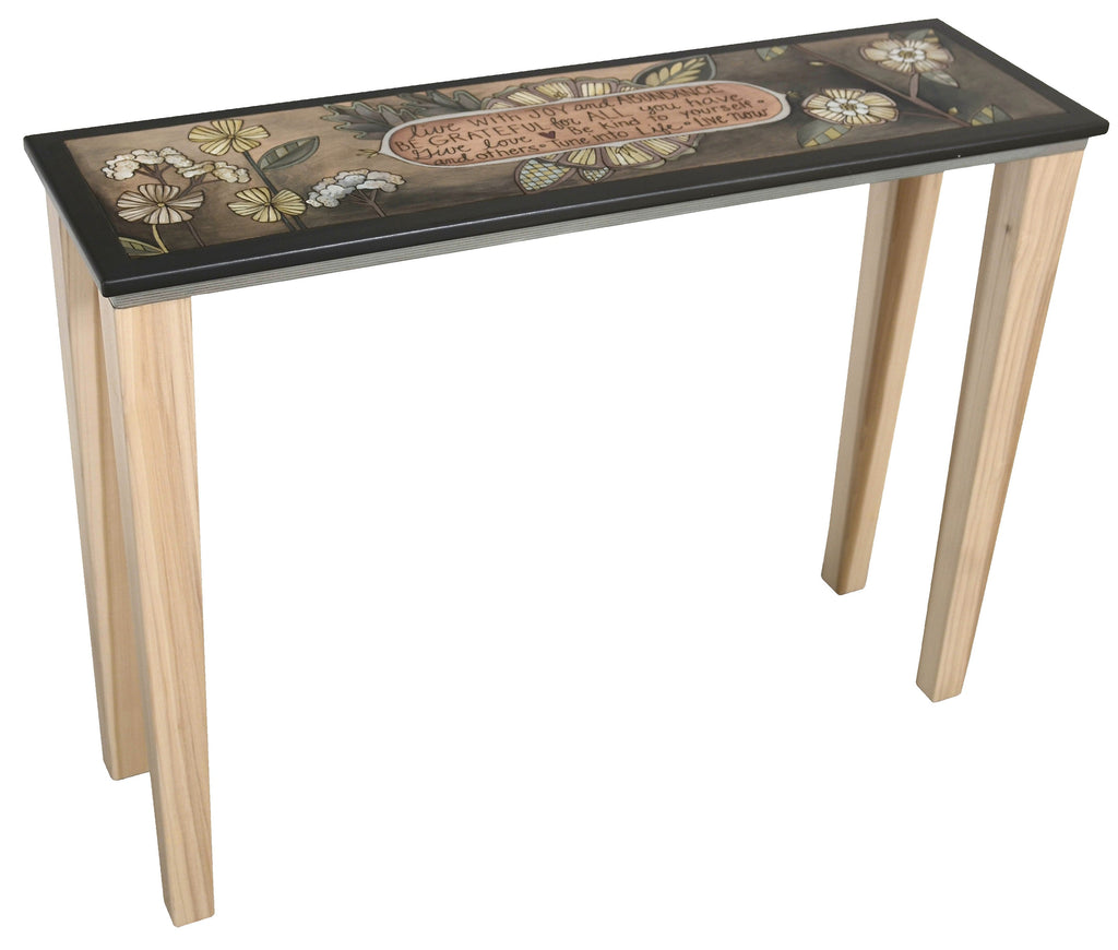 Tables sticks 40 console table geotapseo Images
