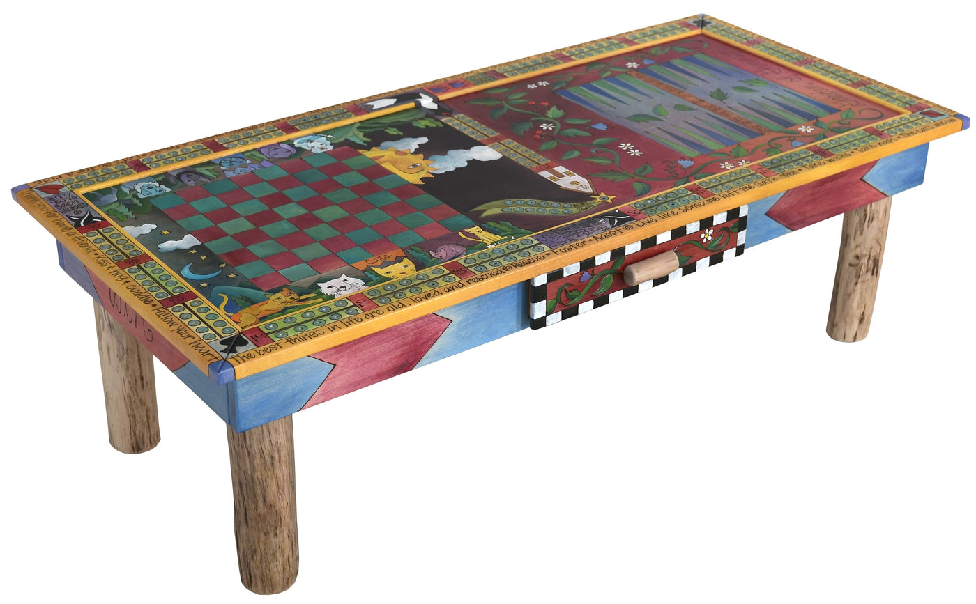 Charmant Urban Game Table