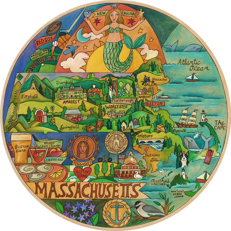 Magnificent Massachusetts