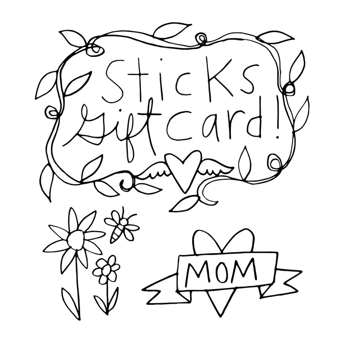 Mom's Gift Card