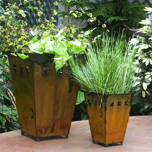 Small Planter - This smallest size is great for indoor plants as well as floral arrangements