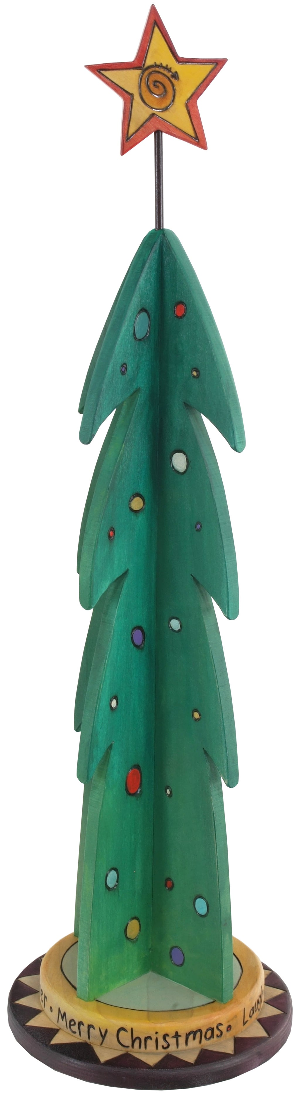 Medium Christmas Tree Sculpture