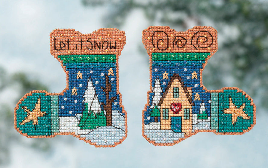Stitch Kit Ornament