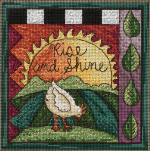 Rise and Shine Stitch Kit