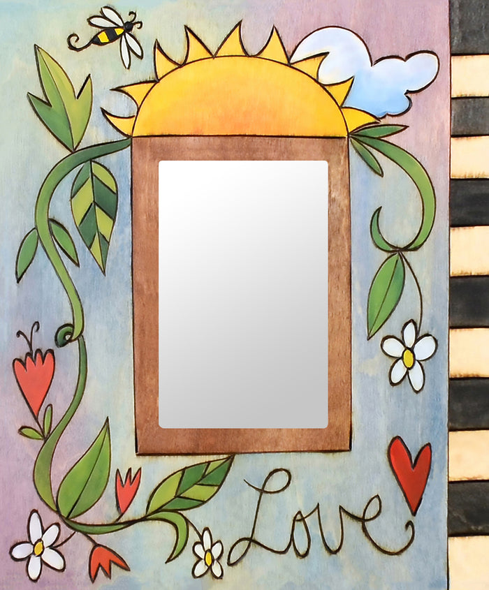 """Sweet Pea McB"" Picture Frame"