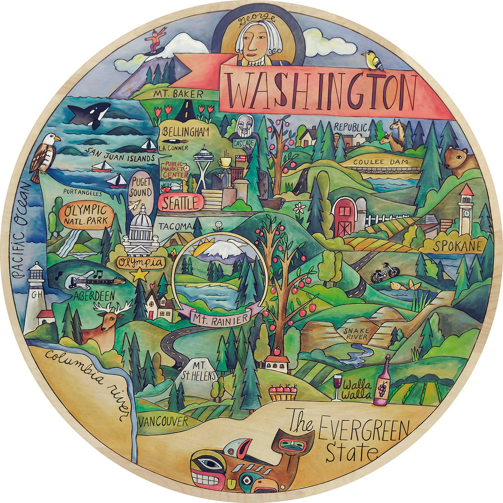 Wonderful Washington