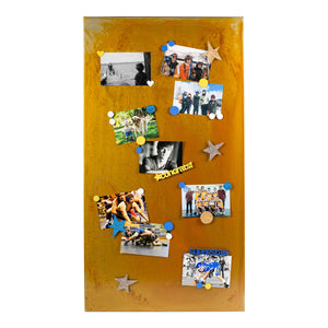 Large Memo Board – Organize notes, appointment slips & documents or make a beautiful collage display of your favorite photos main view