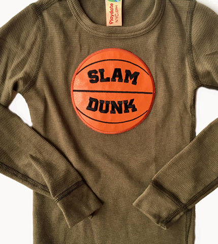 Basketball Thermal
