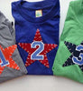 Birthday Star Tee Shirt
