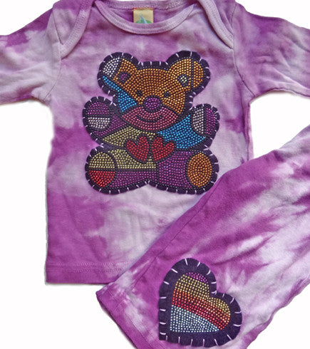 Baby Bear Bling Outfit