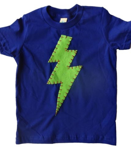 Lightning Bolt (Flash)Tee Shirt