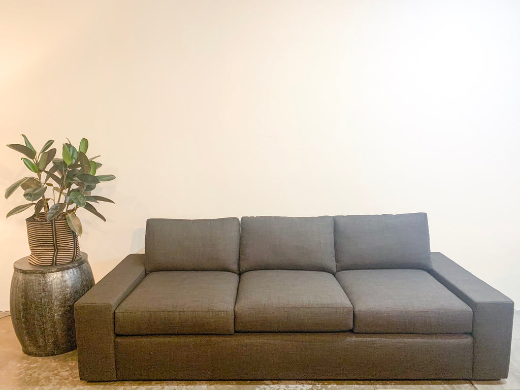 SOLD | Hawthorne Sleeper Sofa and Ottoman