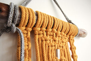 Knotty Twine Macrame Pop Up at Perch
