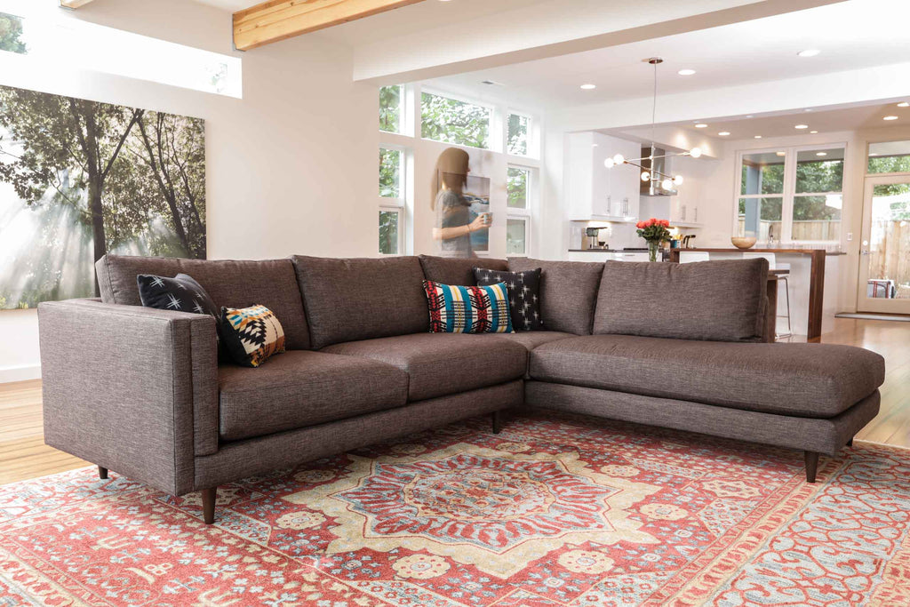 Five Tips for Designing the Perfect Custom Sectional