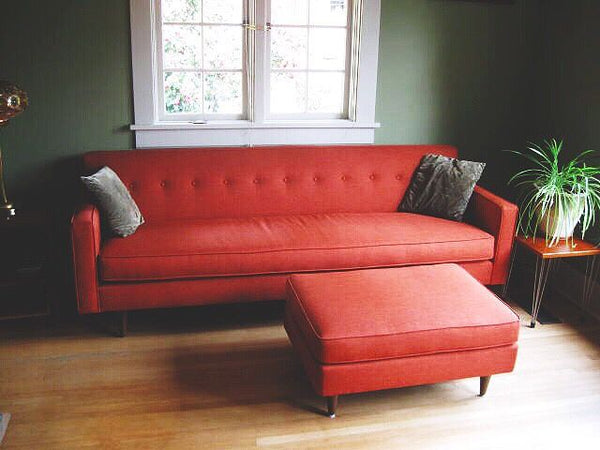 Sterling sofa and ottoman
