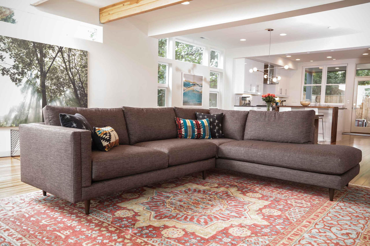 Hoyt Sectional Sofa from Perch Furniture