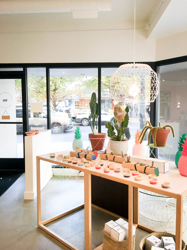 A peek inside Portland, Oregon design shop Woonwinkel