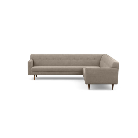 mad men inspired furniture the sterling sofa sectional perch furniture - Mad Men Sofa