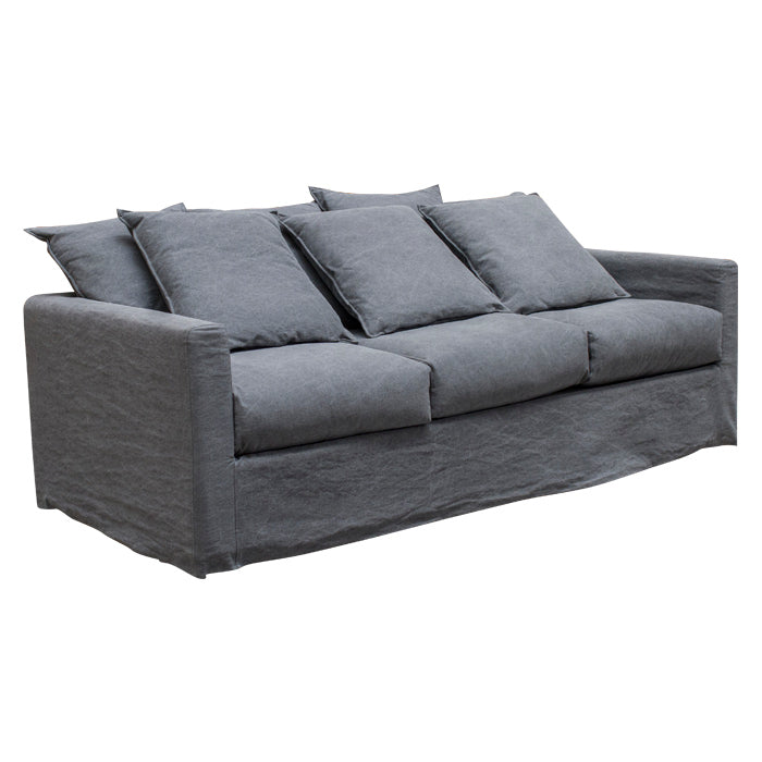 SOFA 3C LO CHIC CARBON