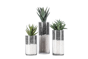 3 Glass Vase Trio AR1066