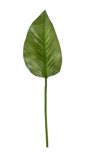 "24.5"" Small Calla Lily Leaf   ST1024"