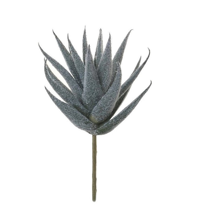 "6"" Flocked Aloe Stem AV1030"