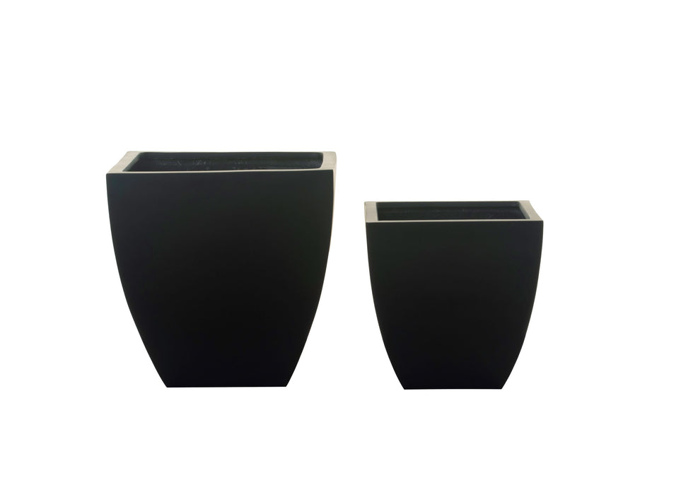 Sterling Planter Black   CN1037