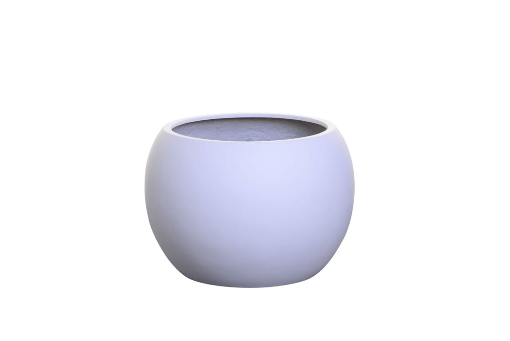 Teddy Planter Collection-White   CN1060