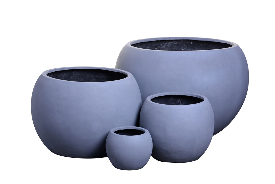 Teddy Planter Collection-Grey   CN1061