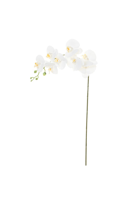"34.5"" Real Touch Phalaenopsis- White   FL1020"