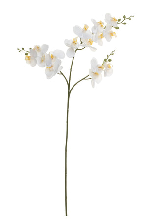 "29.5"" Real Touch Phalaenopsis- White   FL1024"