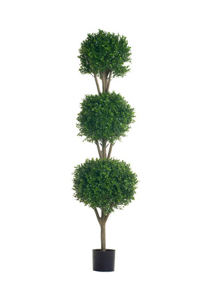 5' Triple Ball Topiary FP1120